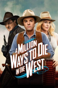"Poster voor de film ""A Million Ways to Die in the West"""