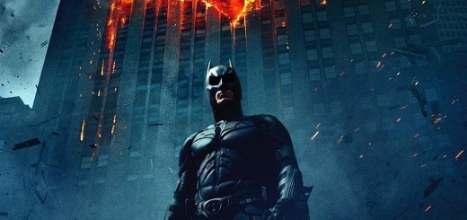 "Poster voor de film ""The Dark Knight"""