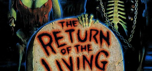 "Poster voor de film ""The Return of the Living Dead"""