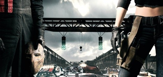 "Poster voor de film ""Death Race"""