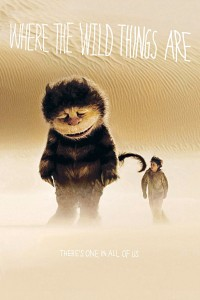 """Poster voor de film """"Where the Wild Things Are"""""""