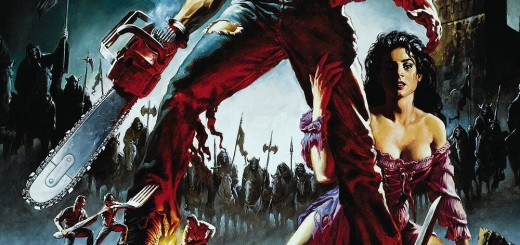 "Poster voor de film ""Army of Darkness"""