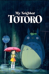 "Poster voor de film ""My Neighbor Totoro"""