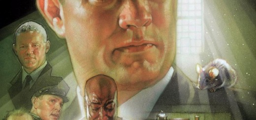 "Poster voor de film ""The Green Mile"""