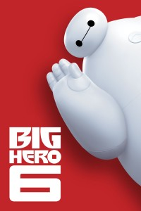 "Poster voor de film ""Big Hero 6"""