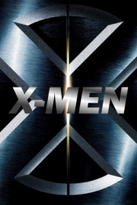 "Poster voor de film ""X-Men"""