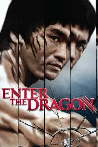 "Poster voor de film ""Enter the Dragon"""