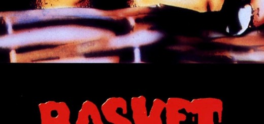 "Poster voor de film ""Basket Case"""