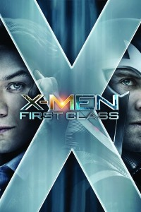 "Poster voor de film ""X-Men: First Class"""