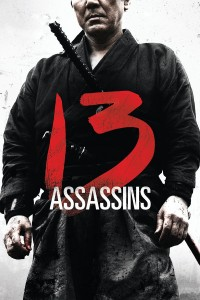 "Poster voor de film ""13 Assassins"""