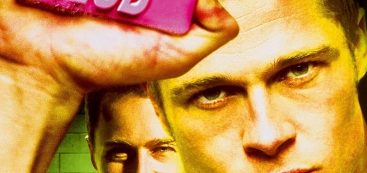"Poster voor de film ""Fight Club"""