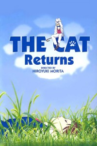 "Poster voor de film ""The Cat Returns"""