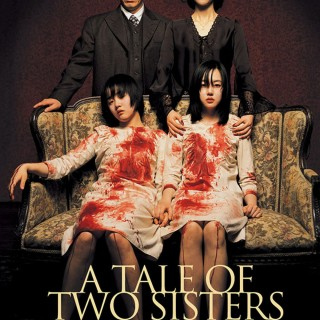 """Poster voor de film """"A Tale of Two Sisters"""""""