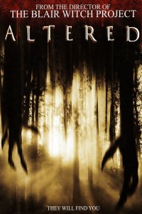 "Poster voor de film ""Altered"""