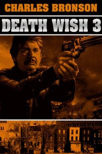 "Poster voor de film ""Death Wish 3"""