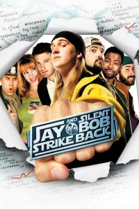 "Poster voor de film ""Jay and Silent Bob Strike Back"""