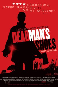 "Poster voor de film ""Dead Man's Shoes"""