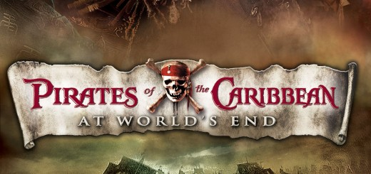 """Poster voor de film """"Pirates of the Caribbean: At World's End"""""""