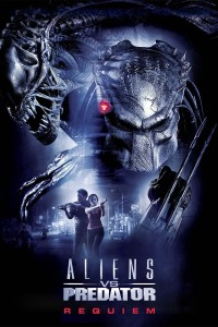 "Poster voor de film ""Aliens vs Predator: Requiem"""