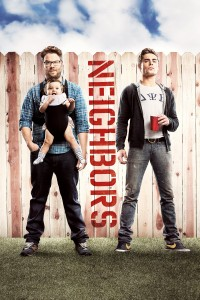 "Poster voor de film ""Neighbors"""