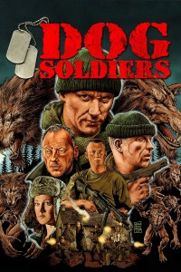 "Poster voor de film ""Dog Soldiers"""