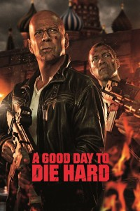 "Poster voor de film ""A Good Day to Die Hard"""