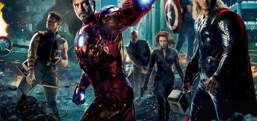 "Poster voor de film ""The Avengers"""