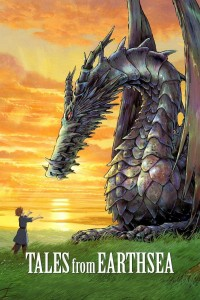 "Poster voor de film ""Tales from Earthsea"""