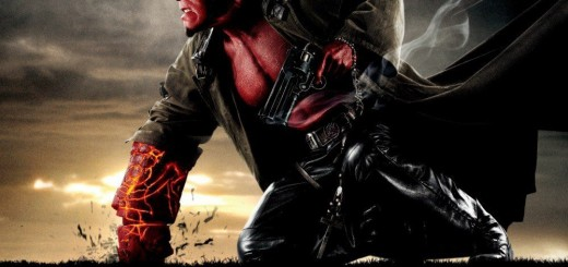 "Poster voor de film ""Hellboy II: The Golden Army"""