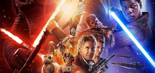 "Poster voor de film ""Star Wars: The Force Awakens"""