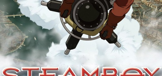 "Poster voor de film ""Steamboy"""