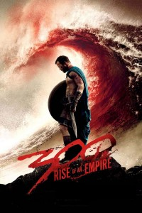 "Poster voor de film ""300: Rise of an Empire"""