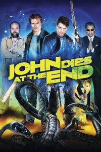 "Poster voor de film ""John Dies at the End"""