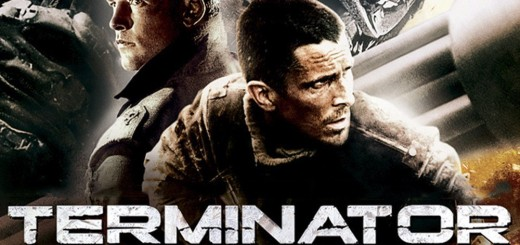 "Poster voor de film ""Terminator Salvation"""