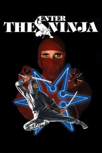 "Poster voor de film ""Enter the Ninja"""