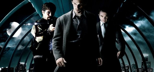 "Poster voor de film ""Daybreakers"""