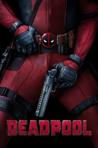 "Poster voor de film ""Deadpool"""