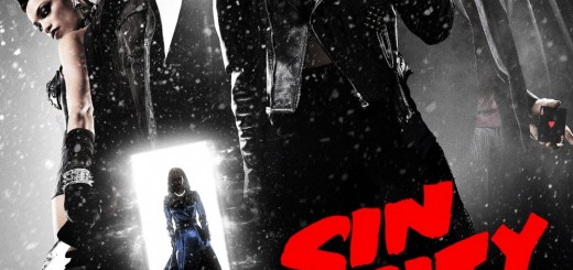"""Poster voor de film """"Sin City: A Dame to Kill For"""""""