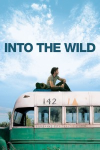 "Poster voor de film ""Into the Wild"""