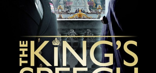 "Poster voor de film ""The King's Speech"""