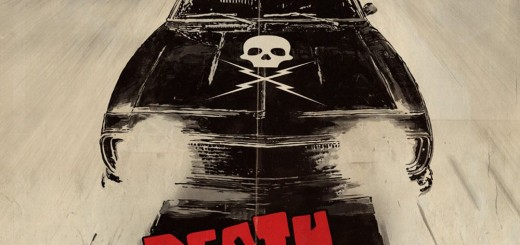 "Poster voor de film ""Death Proof"""