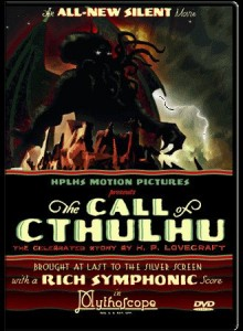 "Poster voor de film ""The Call of Cthulhu"""