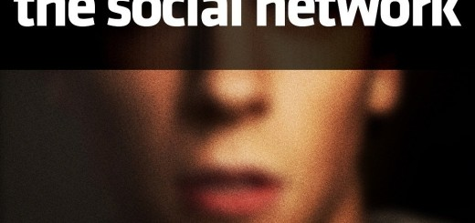 "Poster voor de film ""The Social Network"""