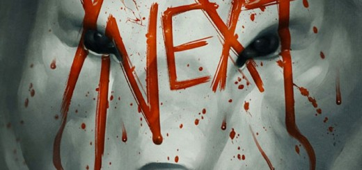 "Poster voor de film ""You're Next"""
