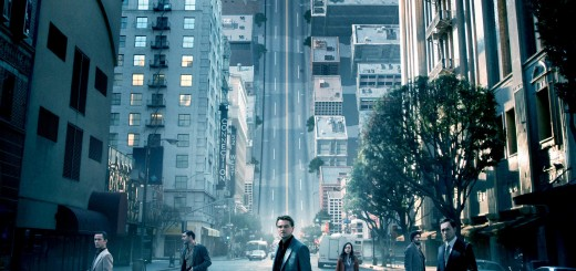 "Poster voor de film ""Inception"""