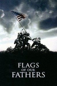 "Poster voor de film ""Flags of Our Fathers"""