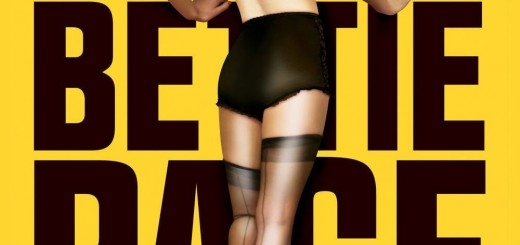 "Poster voor de film ""The Notorious Bettie Page"""
