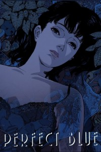 "Poster voor de film ""Perfect Blue"""
