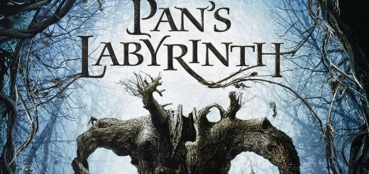 "Poster voor de film ""Pan's Labyrinth"""
