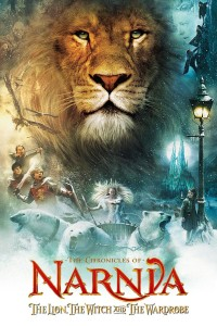 "Poster voor de film ""The Chronicles of Narnia: The Lion, the Witch and the Wardrobe"""